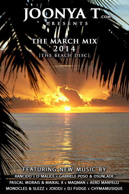 theMARCHMix2014pt1