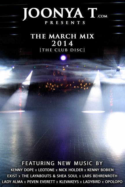theMARCHMix2014pt2
