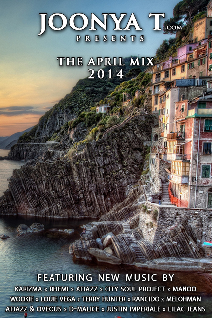 theAprilMix2014
