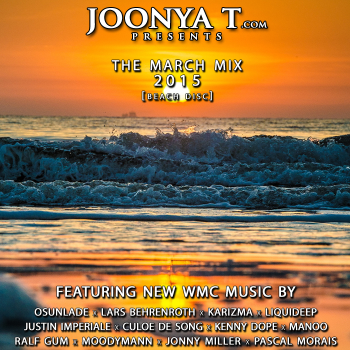 2015 MIX COVER MARCH-BEACH copy