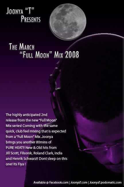 themarchfullmoonmix
