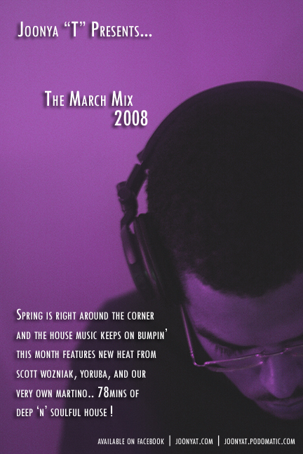 themarchmix2008