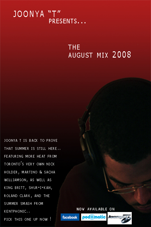 theaugustmix2008
