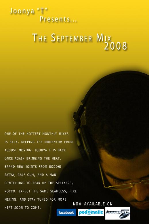 theseptembermix2008