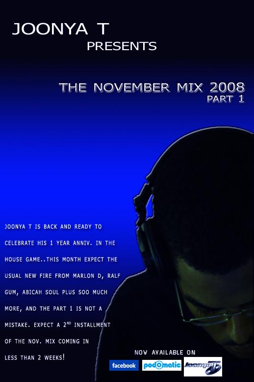 thenovembermix12008