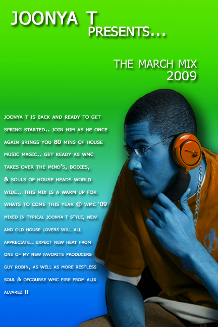 themarchmix2009