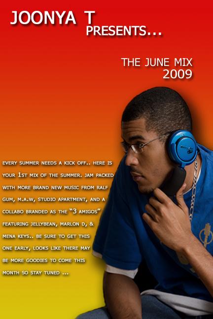 thejunemix2009