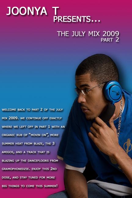 thejulymix2009part2