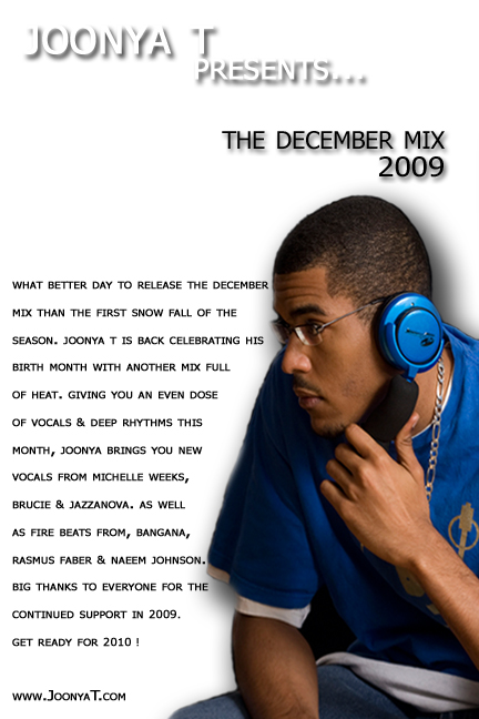 thedecembermix2009