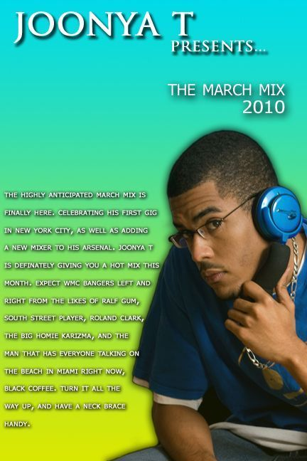 The March Mix 2010