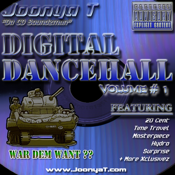 Digital Dancehall Volume1 copy