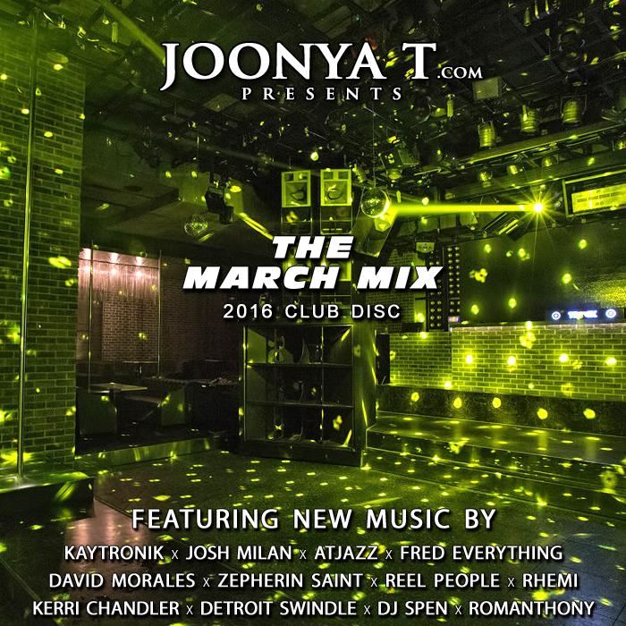 2016 March mix club