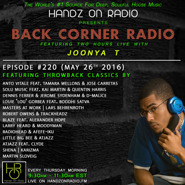 HANDZ ON RADIO 2016 EPISODE 220