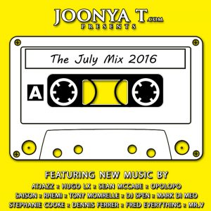 THE JULY MIX 2016 [SIDE A]