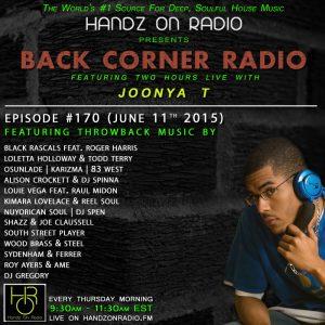 BACK CORNER RADIO [EPISODE #170] #TBT (JUNE 11. 2015)