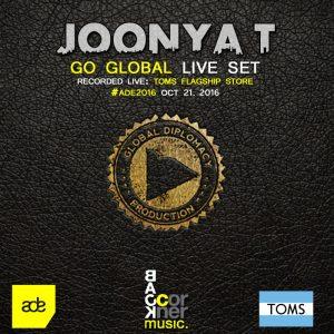 JOONYA T @GlobalDiplomacy LIVE SET #ADE2016