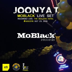 JOONYA T @MoBlackRecords LIVE SET #ADE2016