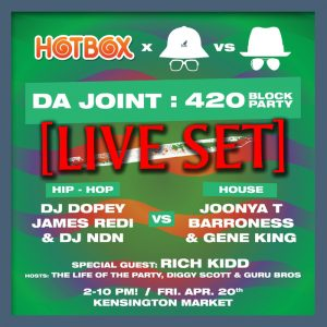 HIP-HOP vs HOUSE (4:20 HOTBOX EDITION) [LIVE SET]
