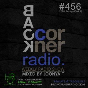 BACK CORNER RADIO [EPISODE #456] DEC 31. 2020 (2020 RECAP PART 1)