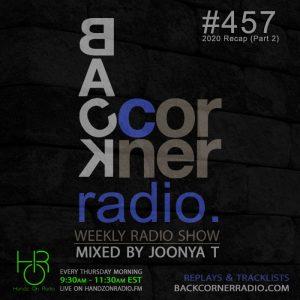 BACK CORNER RADIO [EPISODE #457] JAN 7. 2021 (2020 RECAP PART 2)
