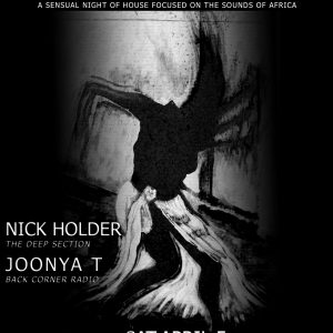 AFRODISIAC w/ NICK HOLDER & JOONYA T @ BUNDA [APRIL 5. 2014] (Toronto, CA)