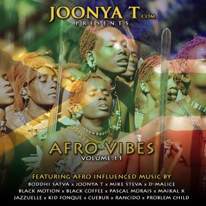 AFRO VIBES VOLUME. 11